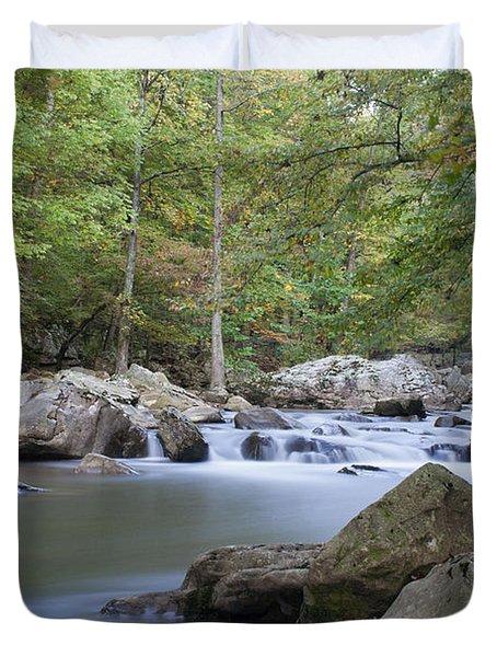 Richland Creek Duvet Cover