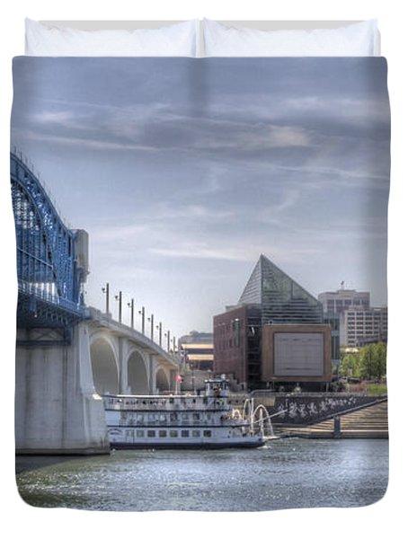 Riverfront Duvet Cover