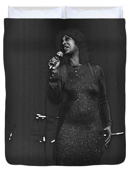 Roberta Sweed Duvet Cover