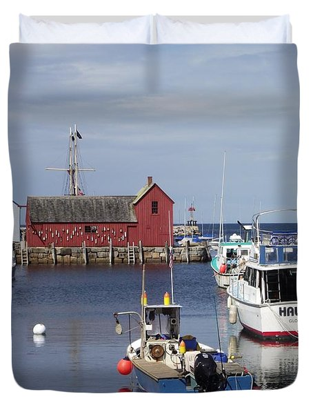 Rockport  Duvet Cover