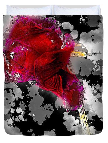 Rose Duvet Cover by Mauro Celotti