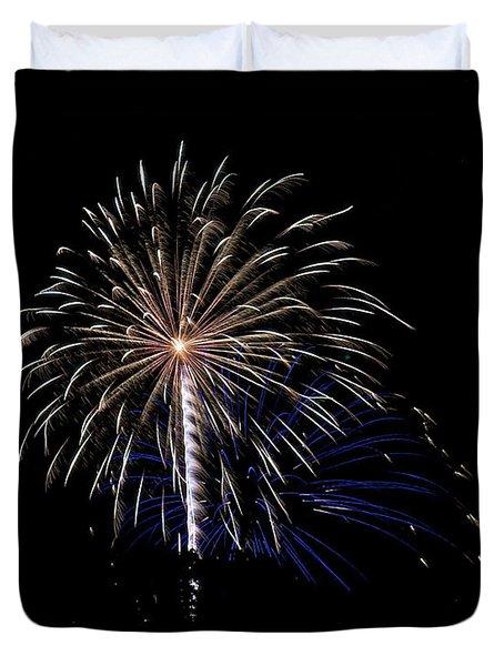 Rvr Fireworks 115 Duvet Cover