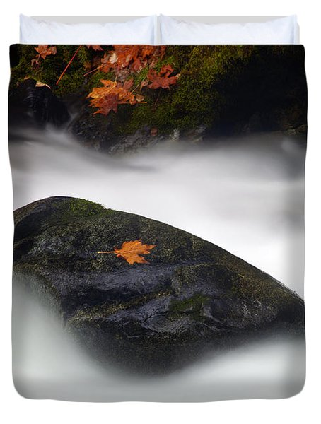 Safe Haven Duvet Cover by Mike  Dawson