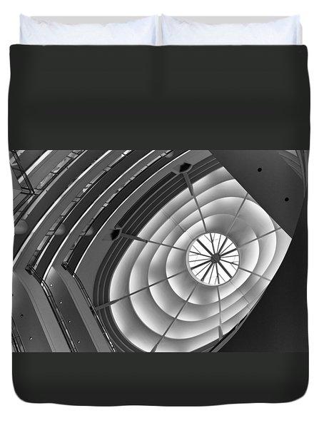 San Francisco Architecture Duvet Cover