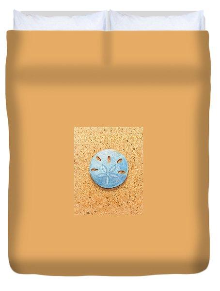 Sand Dollar Duvet Cover