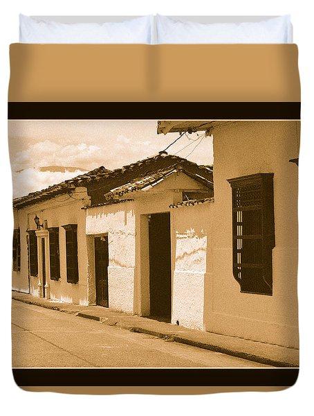 Santa Fe No Iv Duvet Cover