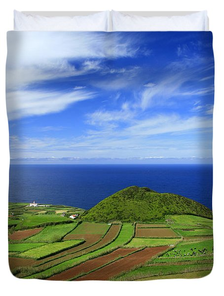 Sao Miguel - Azores Islands Duvet Cover by Gaspar Avila