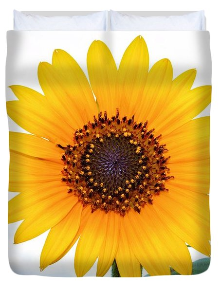 Sassy Sunflower Duvet Cover