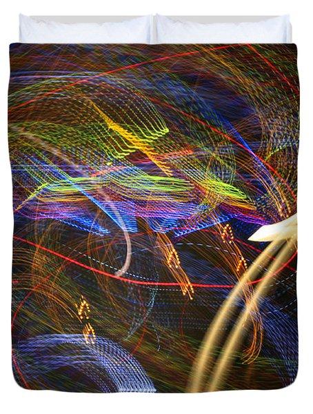 Seance Swirl Duvet Cover
