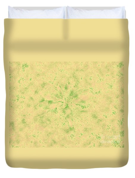 Duvet Cover featuring the photograph Second Chance At Life by Connie Fox