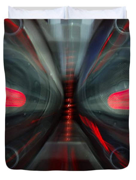 See The Music Duvet Cover
