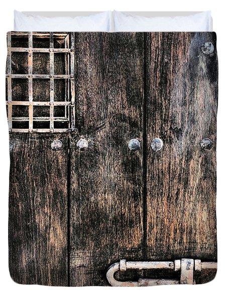 Segura Duvet Cover by Skip Hunt