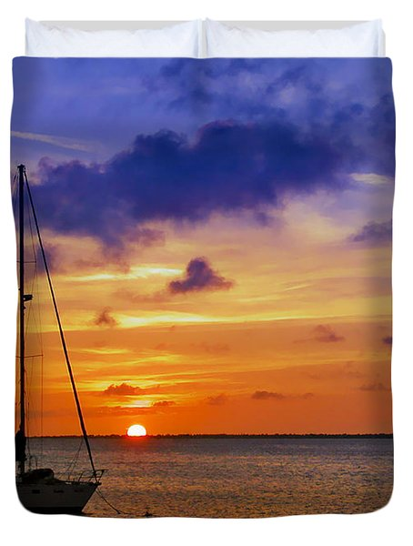Serenity 2 Duvet Cover by Stephen Anderson