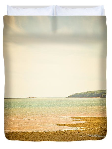 Serenity Duvet Cover by Sara Frank