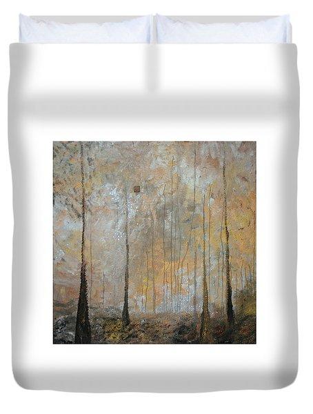 Serenity Duvet Cover by Germaine Fine Art
