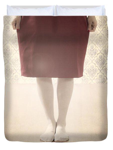 Shards Duvet Cover by Joana Kruse