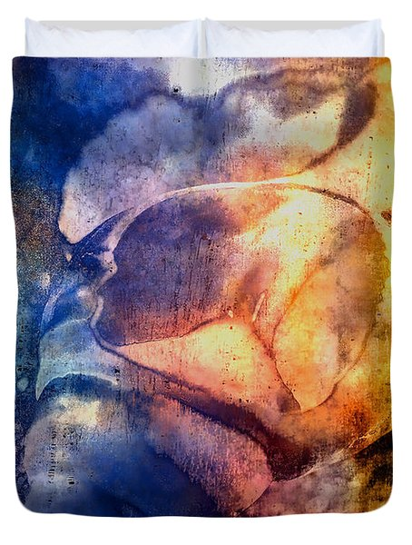 Shell Duvet Cover by Mauro Celotti