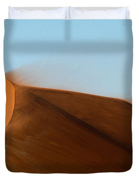 Shifting Sand Duvet Cover