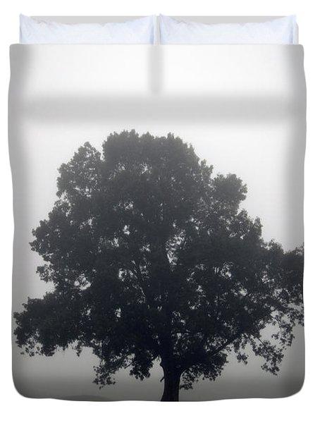 Simplicity Duvet Cover by Amanda Barcon