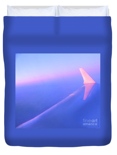 Skybluepink Duvet Cover