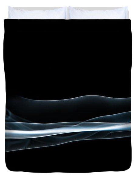 Smoke-4 Duvet Cover