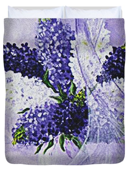 Soft Breeze Duvet Cover by Kume Bryant