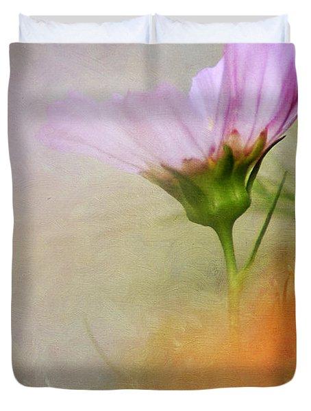 Soft Pastels Duvet Cover by Darren Fisher