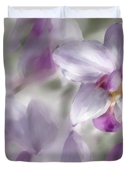 Soft Pink Duvet Cover