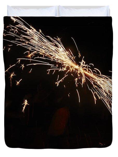 Sparks Disco Duvet Cover