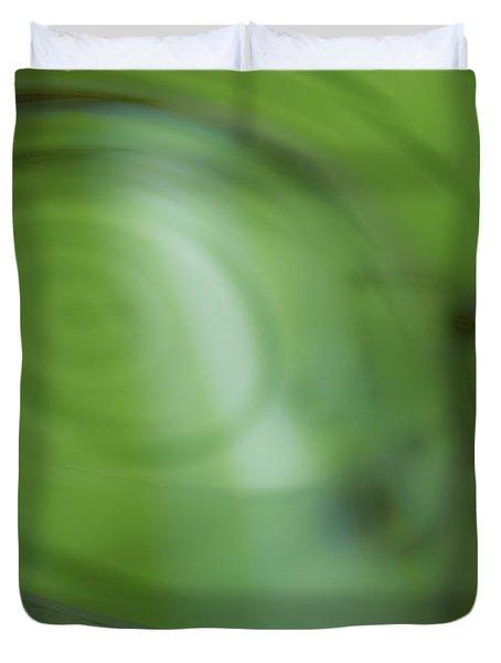 Spinner Vision Duvet Cover