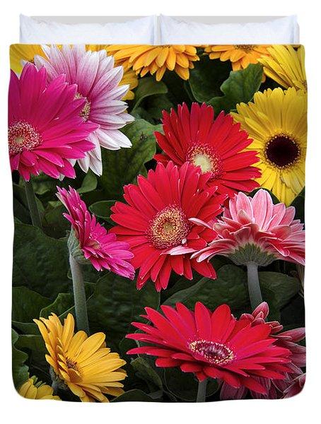 Spring Colors Duvet Cover