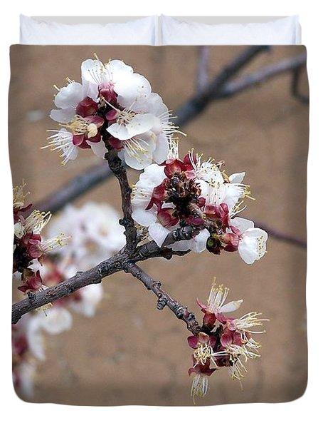 Spring Promises Duvet Cover
