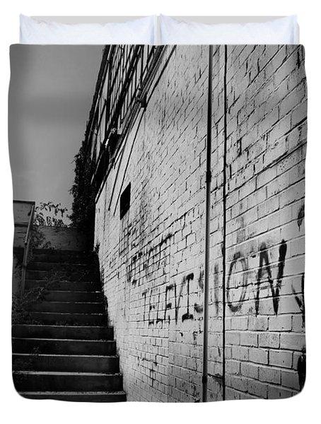 Staircase I Duvet Cover