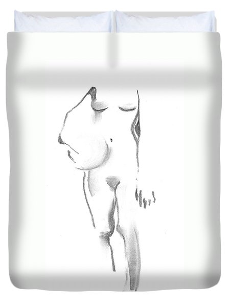 Stand Down Duvet Cover