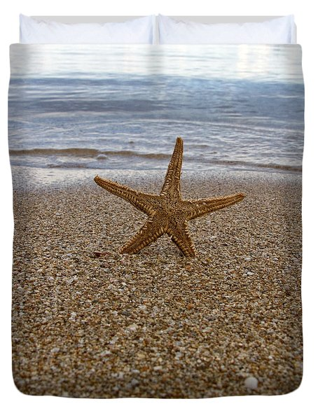 Starfish Duvet Cover by Stelios Kleanthous