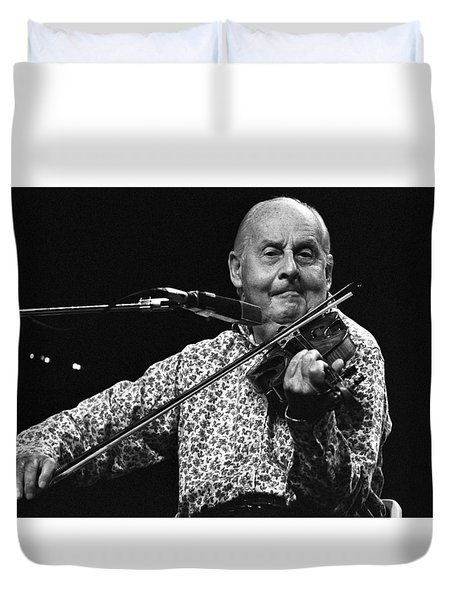 Stephane Grappelli 1 Duvet Cover