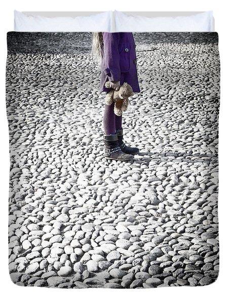 Still Standing Duvet Cover by Joana Kruse
