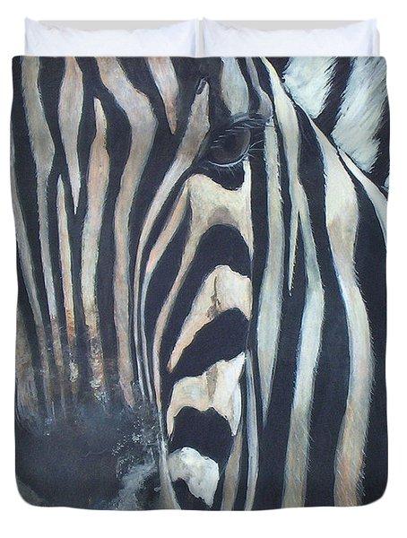 Stripes...sold  Duvet Cover