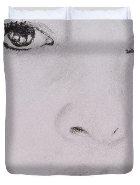 Stunning Duvet Cover by Nik English