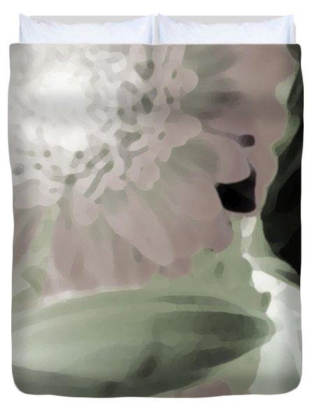 Subterranean Memories 9 - Dreams Duvet Cover by Lenore Senior