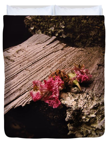 Summer Kisses Duvet Cover by Jessica Brawley