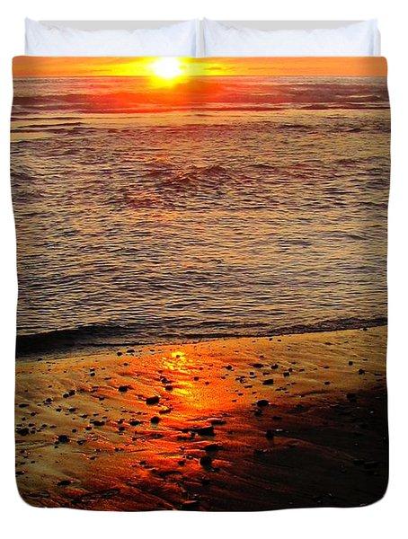 Sun Kissed Duvet Cover