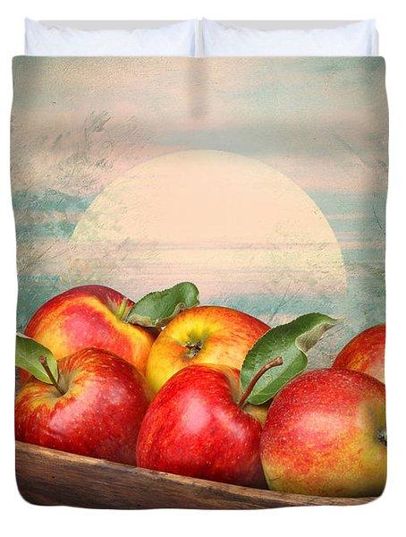 Sunlight Duvet Cover by Manfred Lutzius