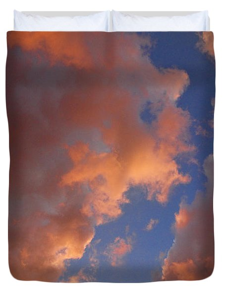 Sunset Cloudscape 1035 Duvet Cover by James BO  Insogna