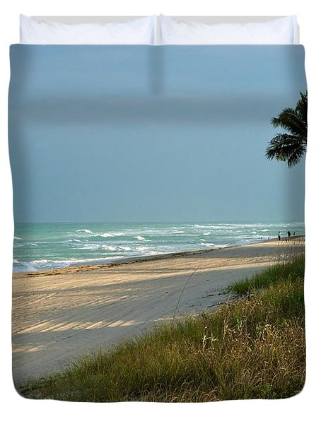 Sunset Pot Duvet Cover by Joseph Yarbrough