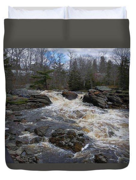 Surry Falls Duvet Cover