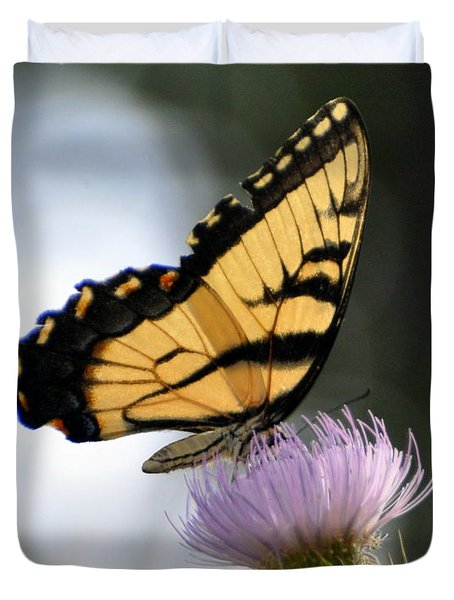 Swallowtail Duvet Cover by Marty Koch