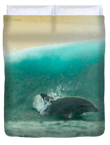 Swim Thru Duvet Cover