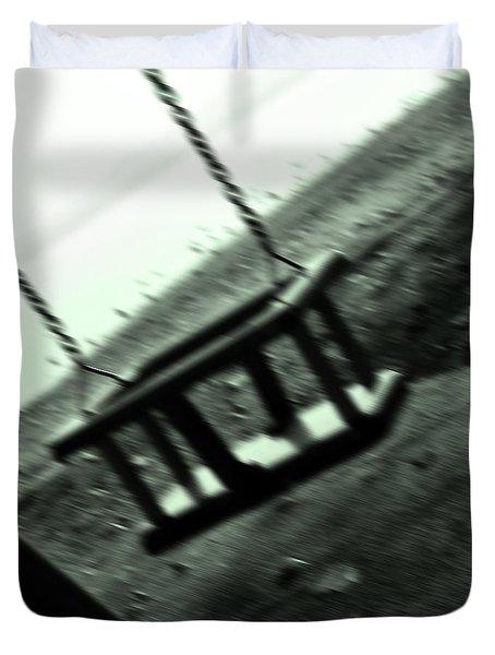 Swing Duvet Cover by Joana Kruse