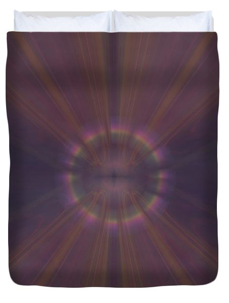 Synthesis Duvet Cover